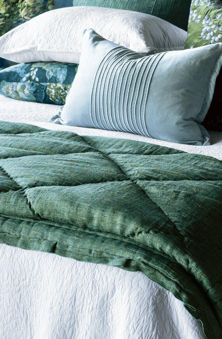 Bianca Lorenne - Tessere - Comforter/Eurocase - Pine image 0