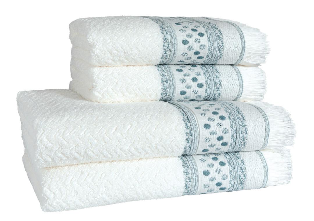Importico - Devilla - Novo Ponto Blue Towels image 0