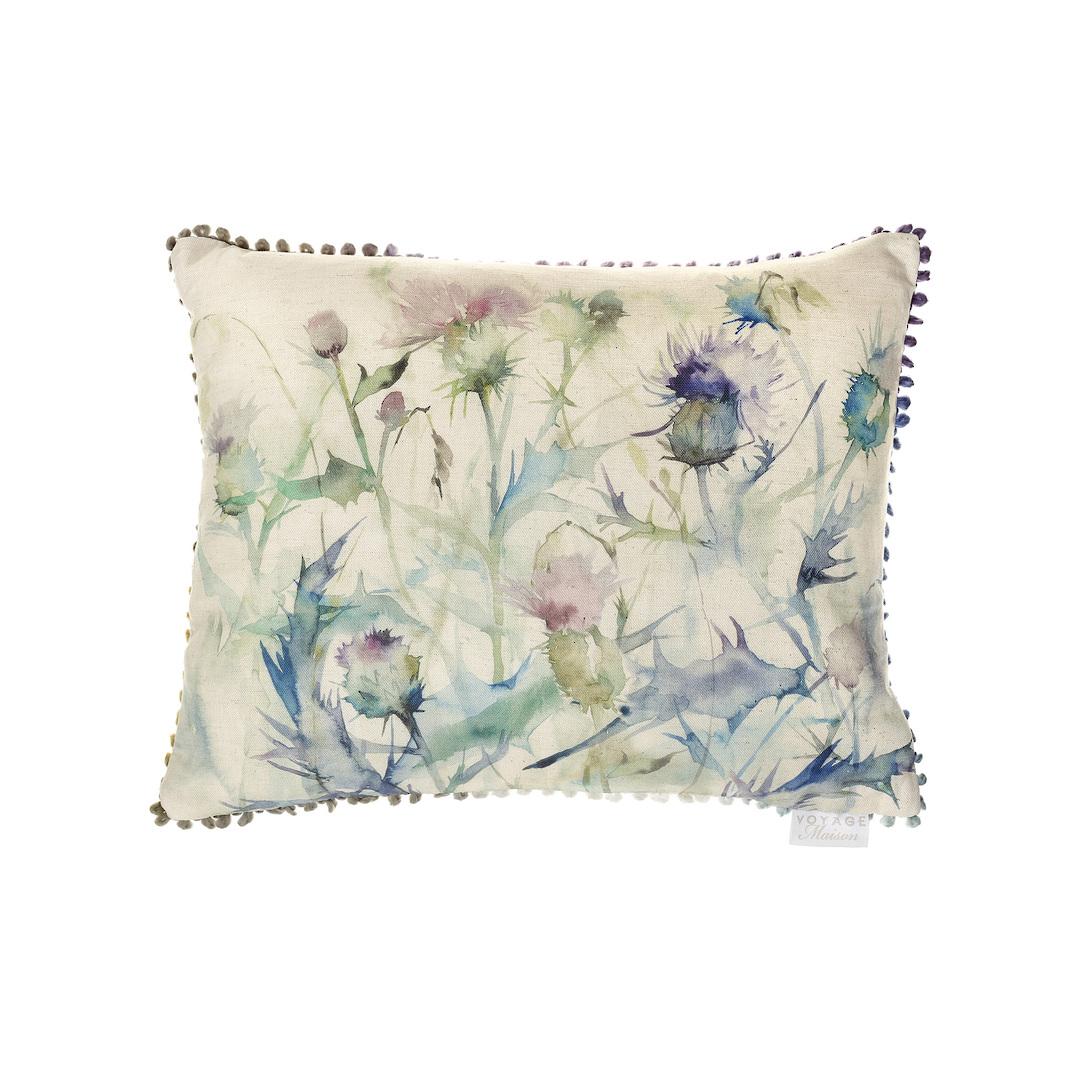 Voyage Maison - Damson Bristle Cushion image 0