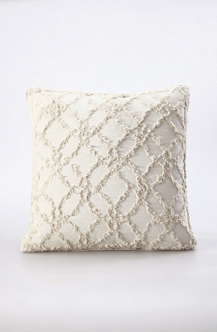 MM Linen - Clover Natural Cushions image 3
