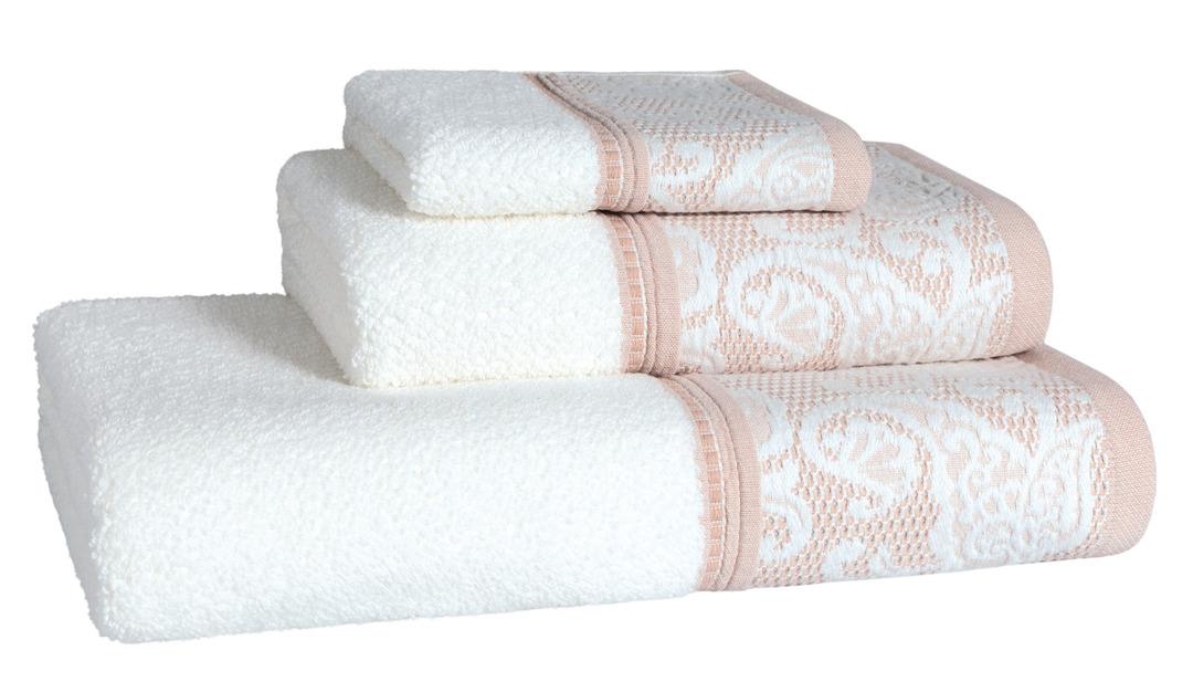 Importico - Devilla - Milano Blush Towels image 0