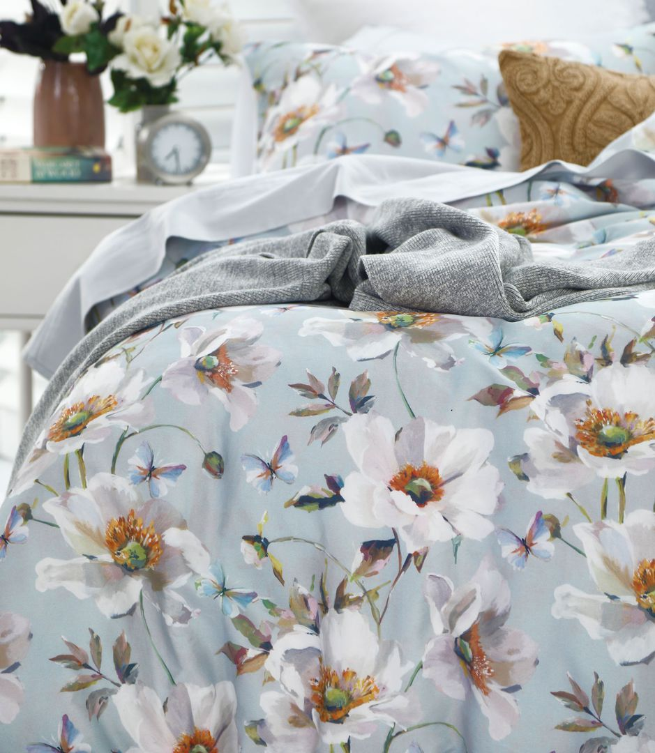 MM Linen - Poppy Duvet Set image 1