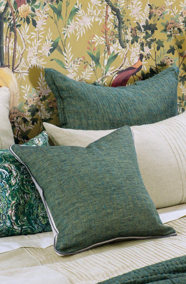 Bianca Lorenne - Appetto - Coverlet/Cushion - Pine image 3