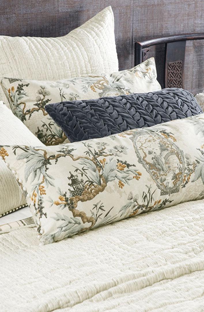 Bianca Lorenne - Hanami Natural Bolster Cushion image 0