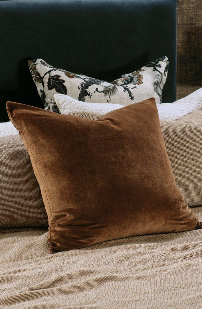 Bianca Lorenne - Tramonto Comforter/ Eurocase /Cushion - Copper image 3