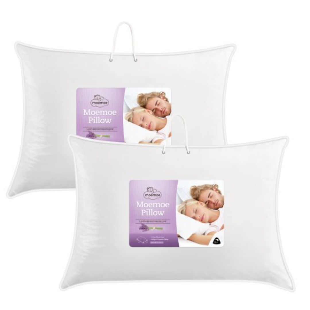 MoeMoe Lavender Scented 700gsm Pillow image 0
