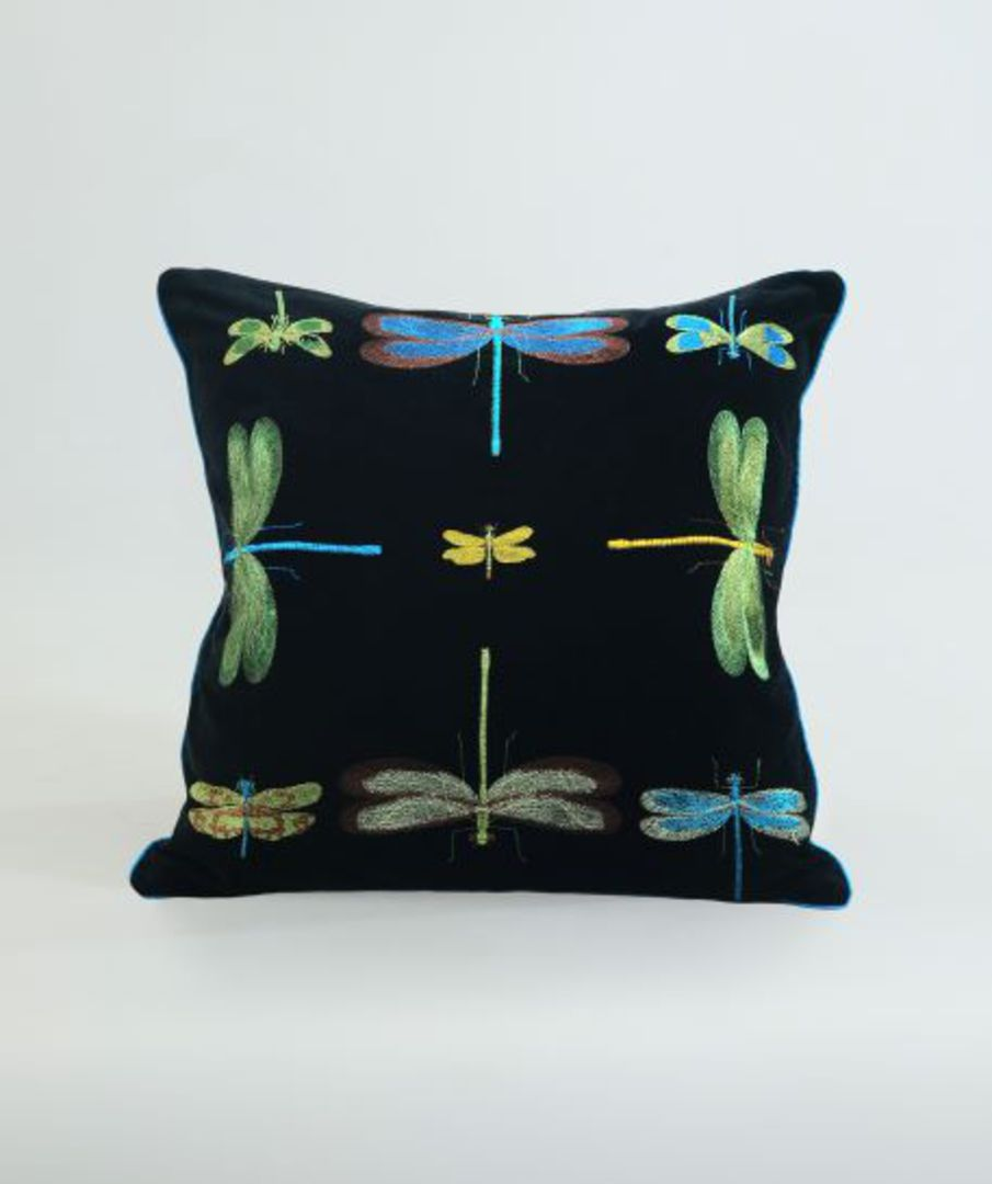 MM Linen - Wings Cushion image 0