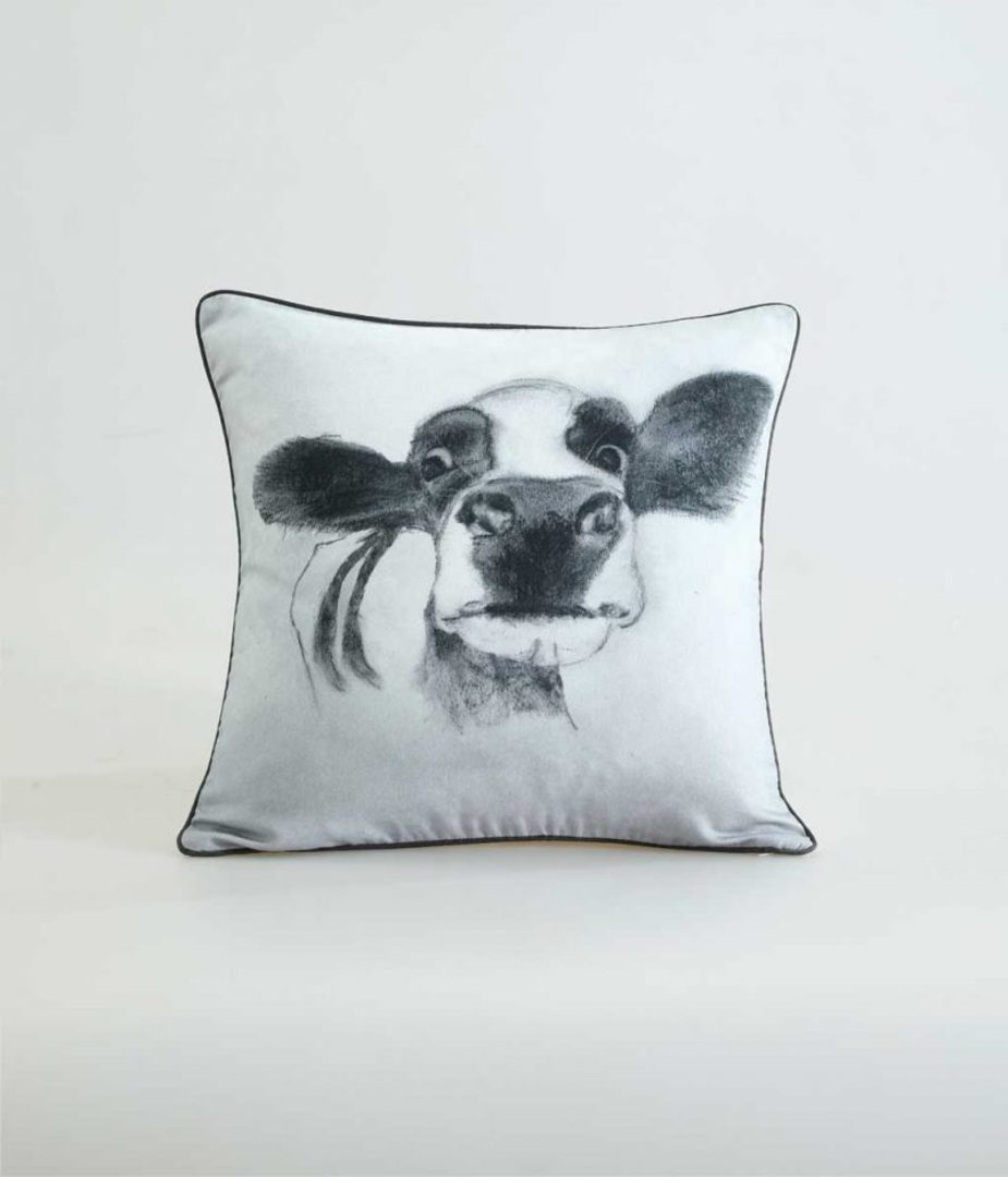 MM Linen - Moo Duvet Set image 3
