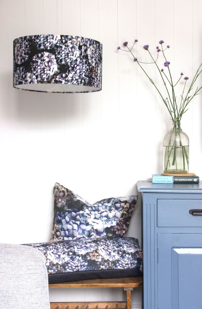 Just South West - Hydrangea Cushion Cover image 1