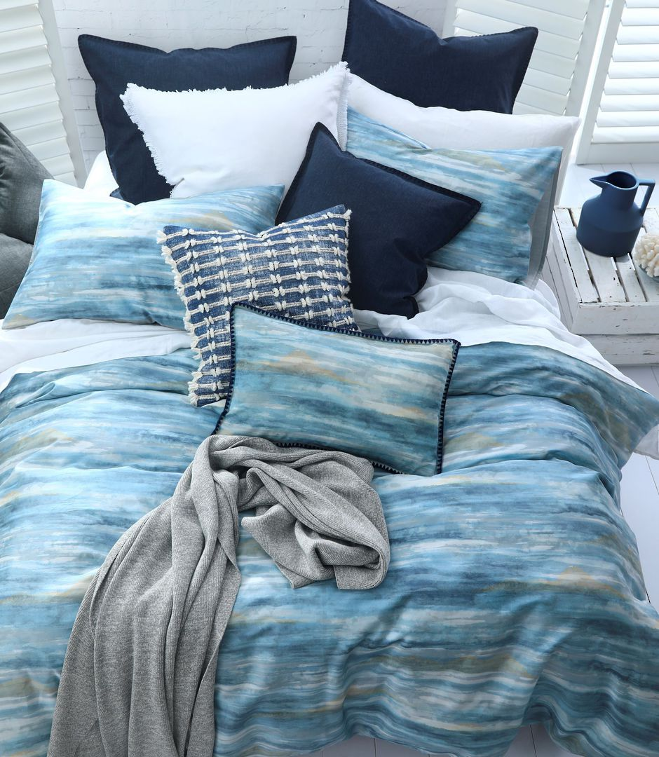 MM Linen - Niles Duvet Set image 2
