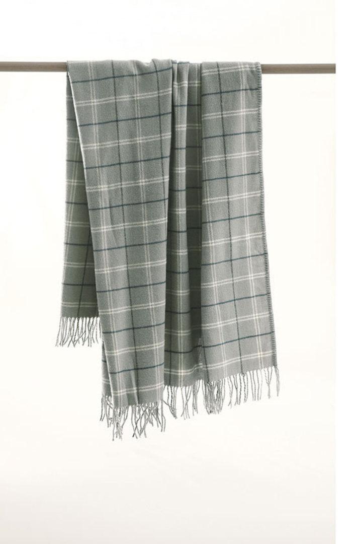 MM Linen - Somerset NZ Wool Throw image 0