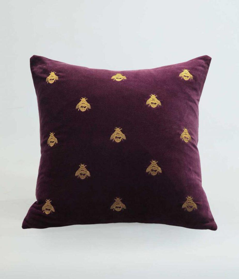 MM Linen Buzz Cushion - Port image 1