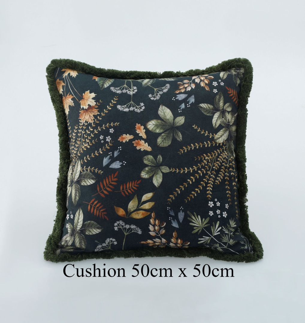 MM Linen - Briar Cushion image 0