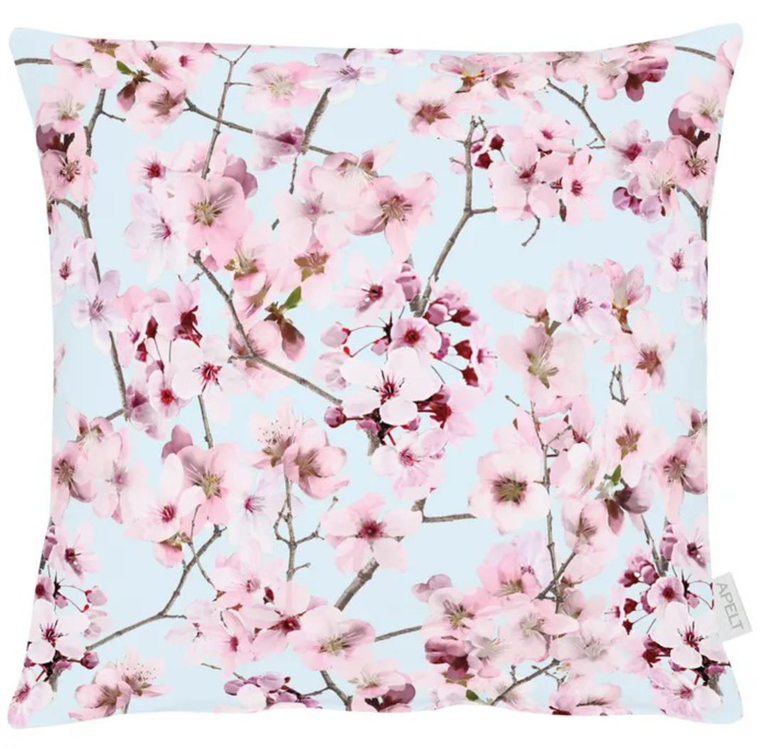 Importico - Apelt - Blossom Blue Cushion image 0
