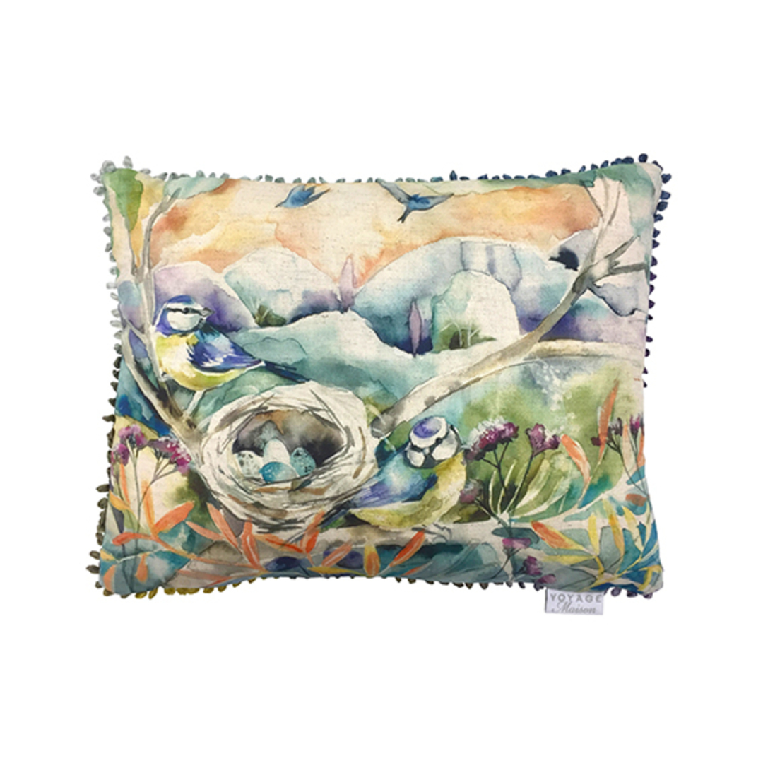 Voyage Maison - Nesting Arthouse Cushion image 0