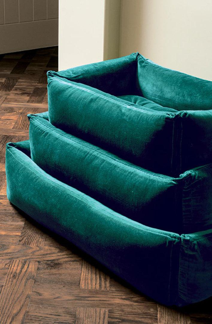 Bianca Lorenne - Pet Bed Teal - Large image 0