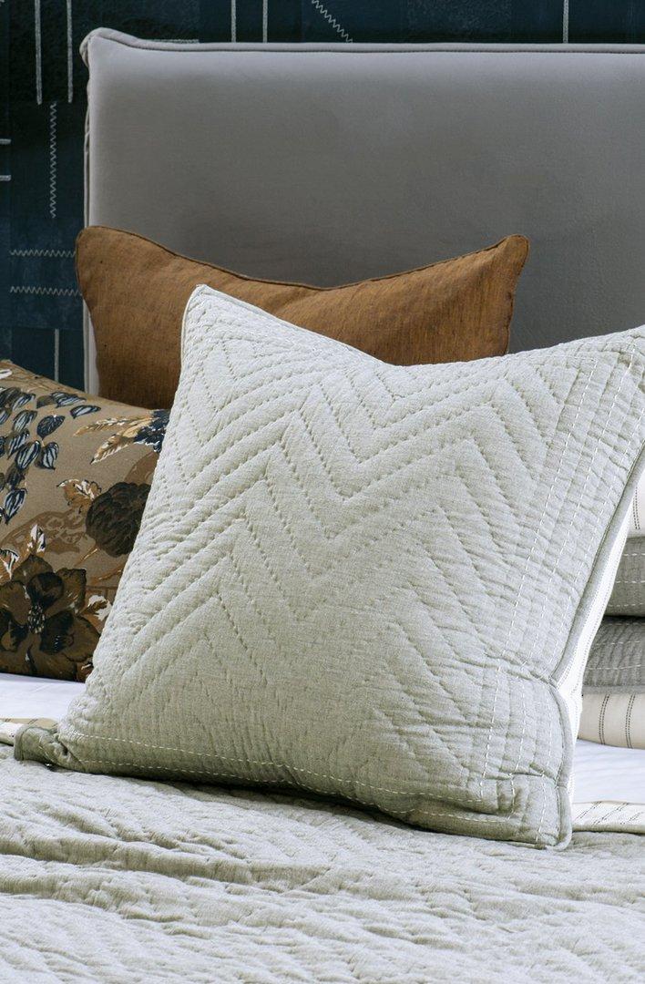 Bianca Lorenne - Ganuchi - Bedspread - Pillowcase and Eurocase Sold Separately  - Grey image 2