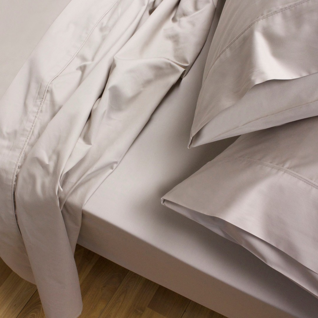Eden -  500TC Sheet Sets  - Mocha image 0