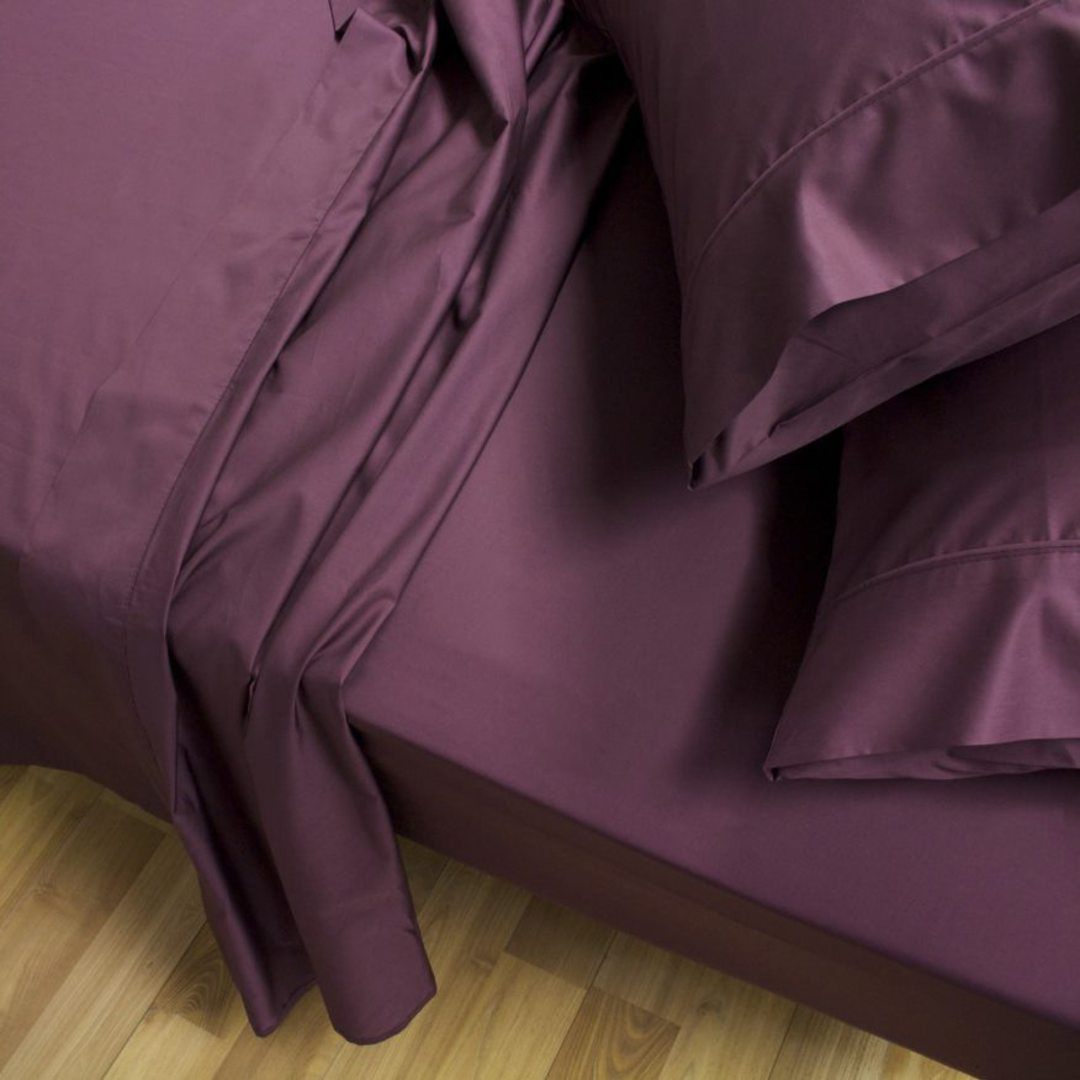 Eden -  500TC Sheet Sets  - Grape image 0