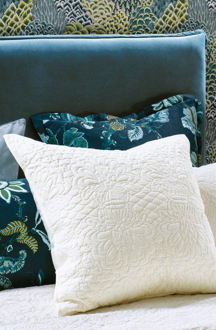 Bianca Lorenne - Fontanella Bedspread / Pillowcase/Eurocase - Ivory image 2