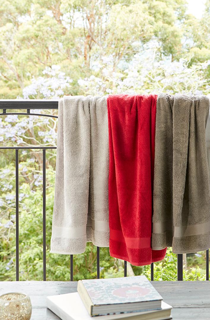 Baksana - Turkish Aegean Towels (Garnett) image 0