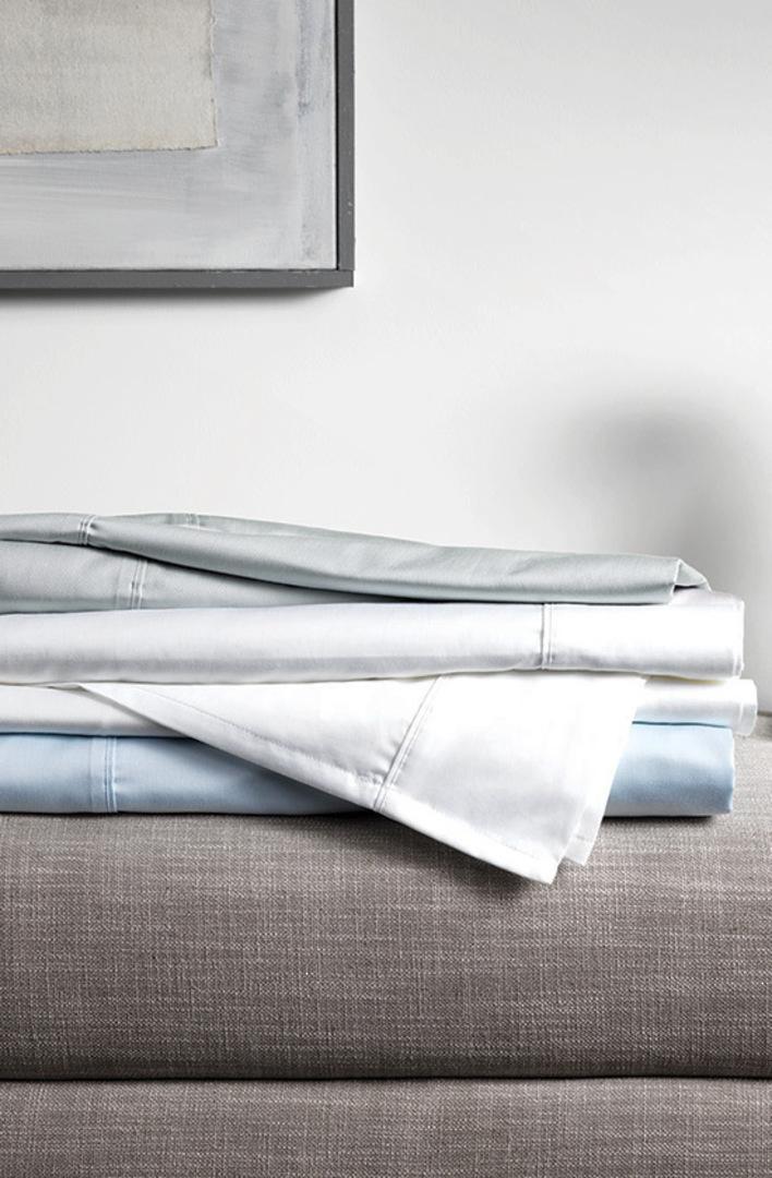 Sheridan - Super Soft Tencel® Sheet Sets / Extra Pillowcase Sets - White image 2