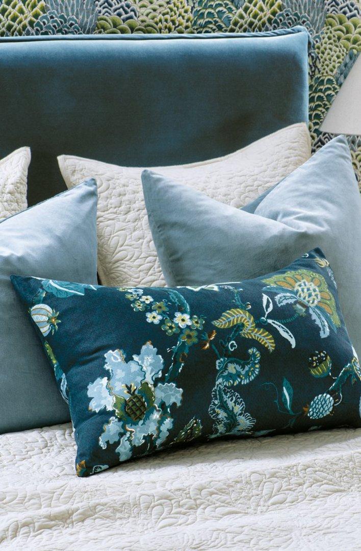 Bianca Lorenne - Capriccio Duvet Cover Set / Pillowcase/ Eurocase - Prussian Blue image 2