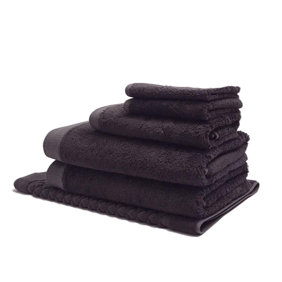 Baksana - Bamboo Towels - Plum image 0