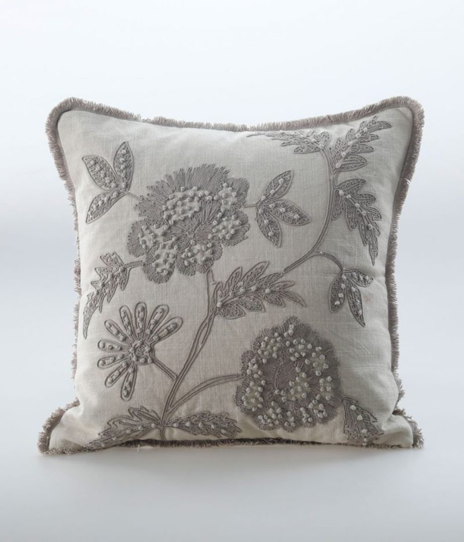 MM Linen - Trixie Cushion - Natural image 0