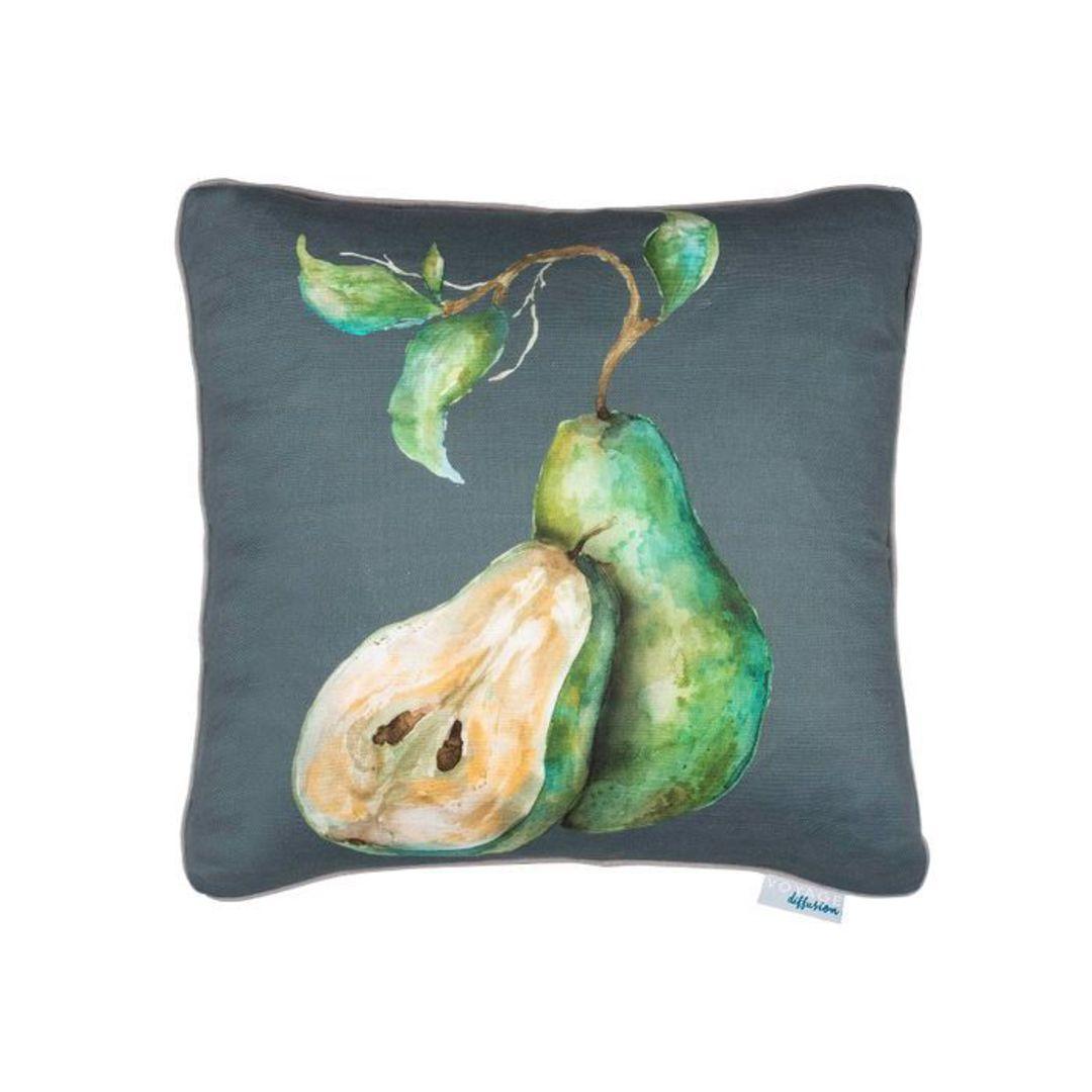 Importico -Voyage Maison - Pear Cushion - Slate image 0