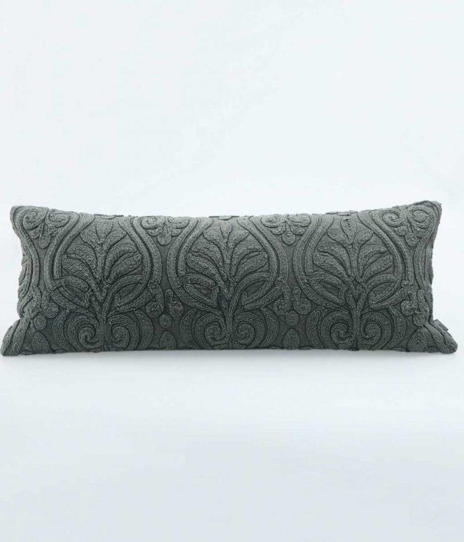 MM Linen - Malta Cushion - Thyme image 0