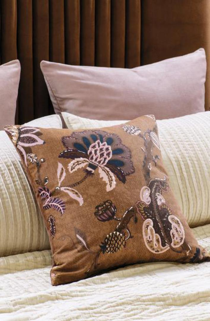 Bianca Lorenne - Capriccio Comforter / Pillowcase/Eurocase/Cushion - Copper image 3