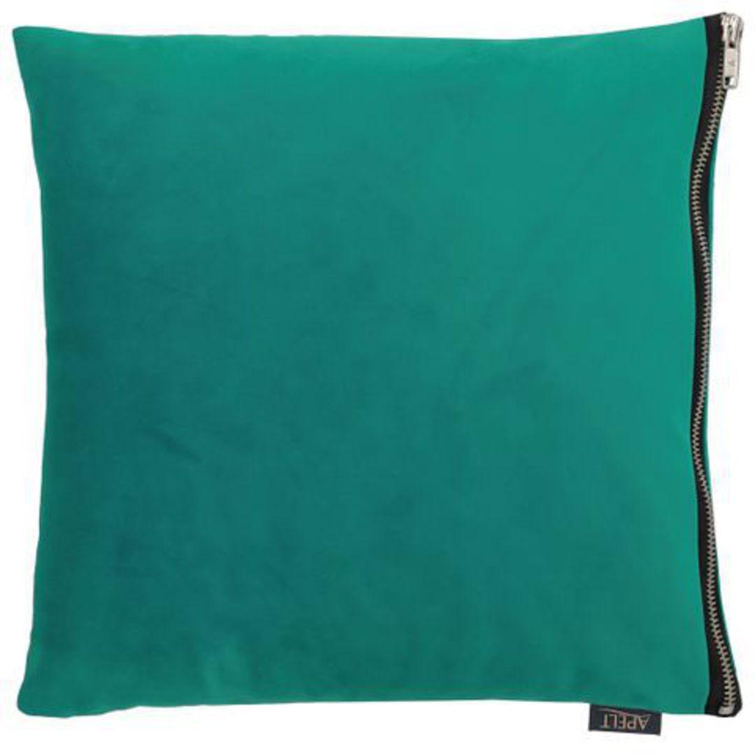 Importico - Apelt - Tassilo Velvet Cushion - Jade image 1
