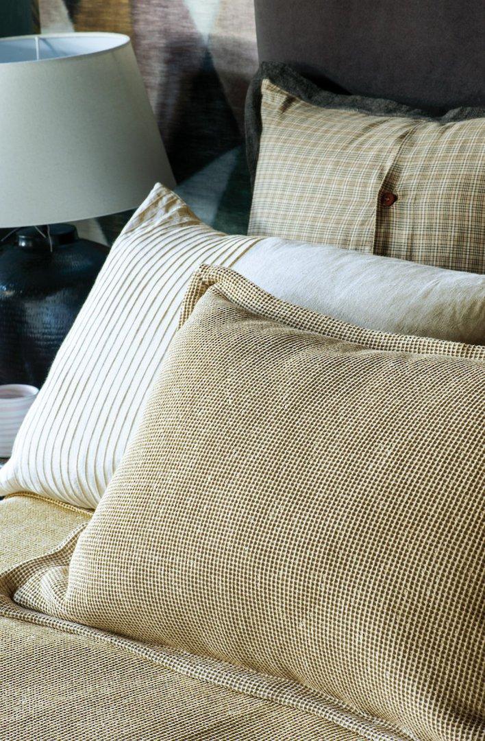 Bianca Lorenne - Sottobosco Bedspread / Pillowcases / Eurocases  Sold separately - Light Hazel image 3