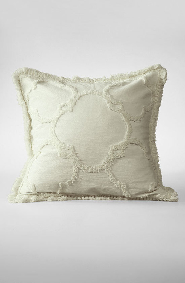 MM Linen - Clover Natural Cushions image 2