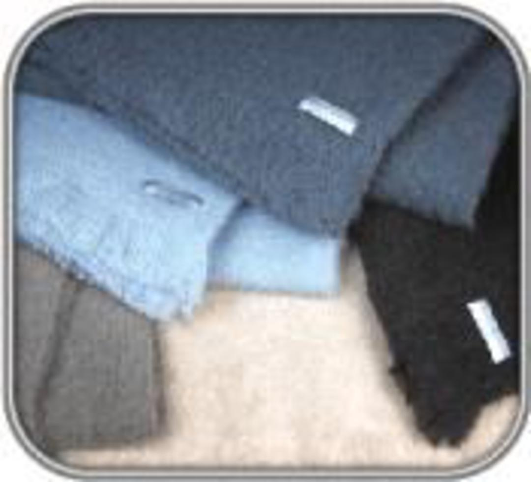 New Zealand Made Windermere Mohair Knee Wrap image 0