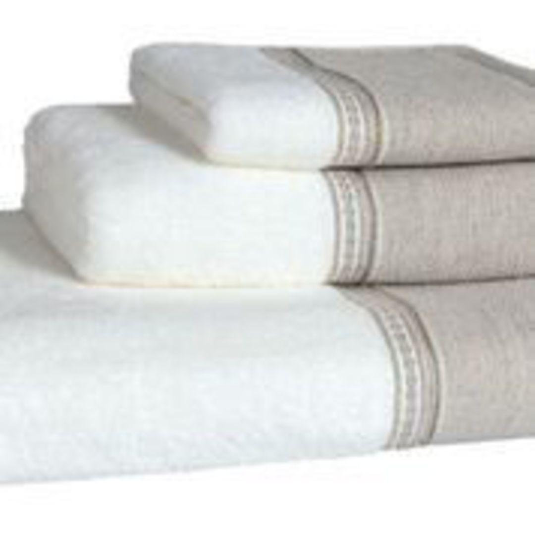 Importico - Devilla - Boro de Lino Towels image 0