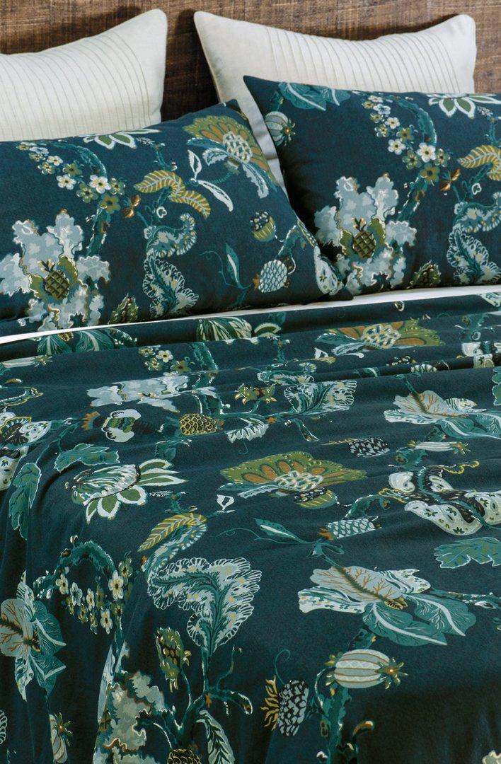 Bianca Lorenne - Capriccio Duvet Cover Set / Pillowcase/ Eurocase - Prussian Blue image 0