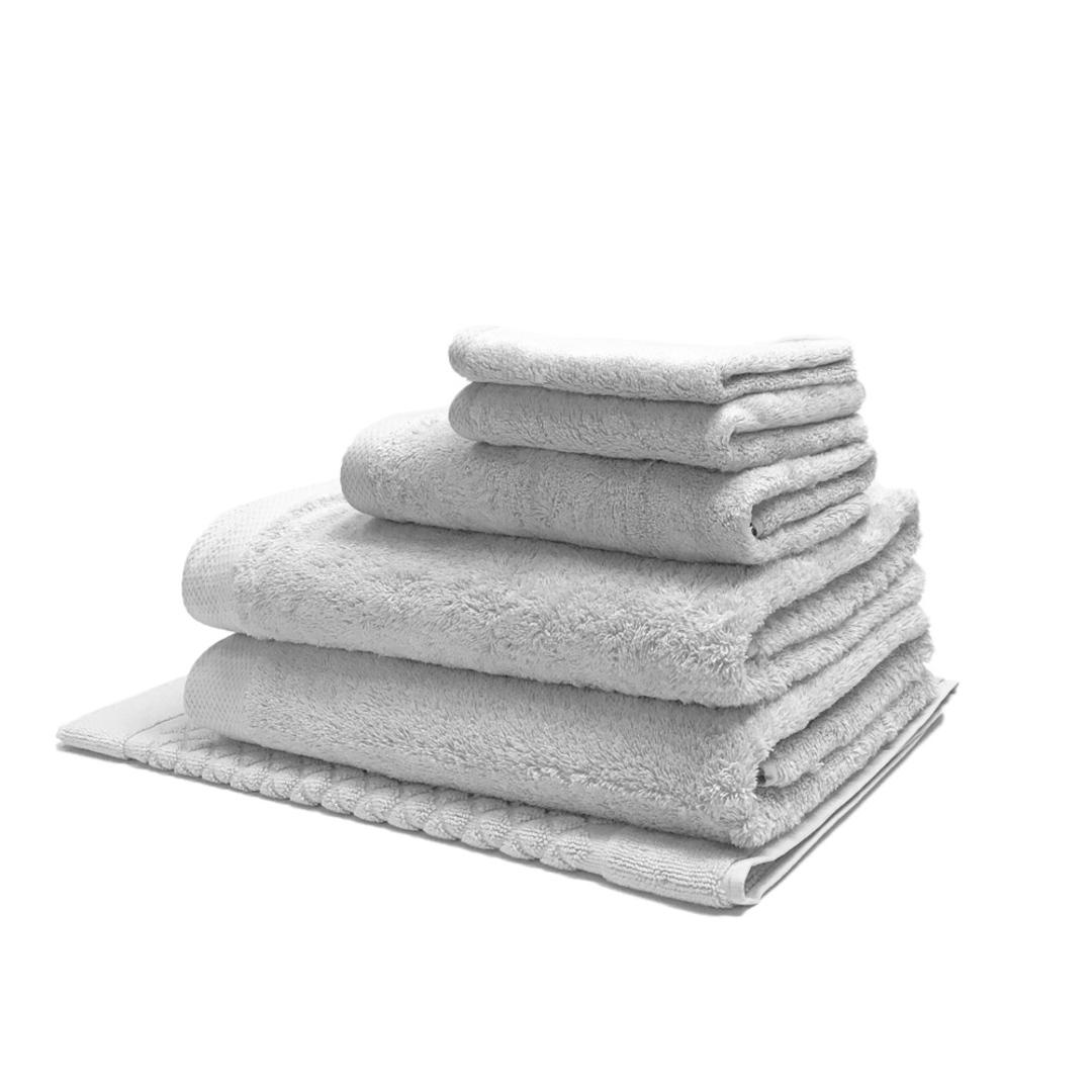 Baksana - Bamboo Towels - Silver image 0