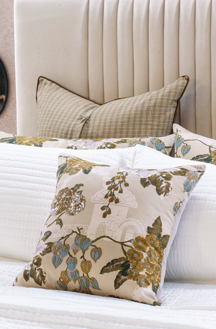 Bianca Lorenne - Chabana - Comforter / Pillowcase/Eurocase/Cushion - Blush image 4