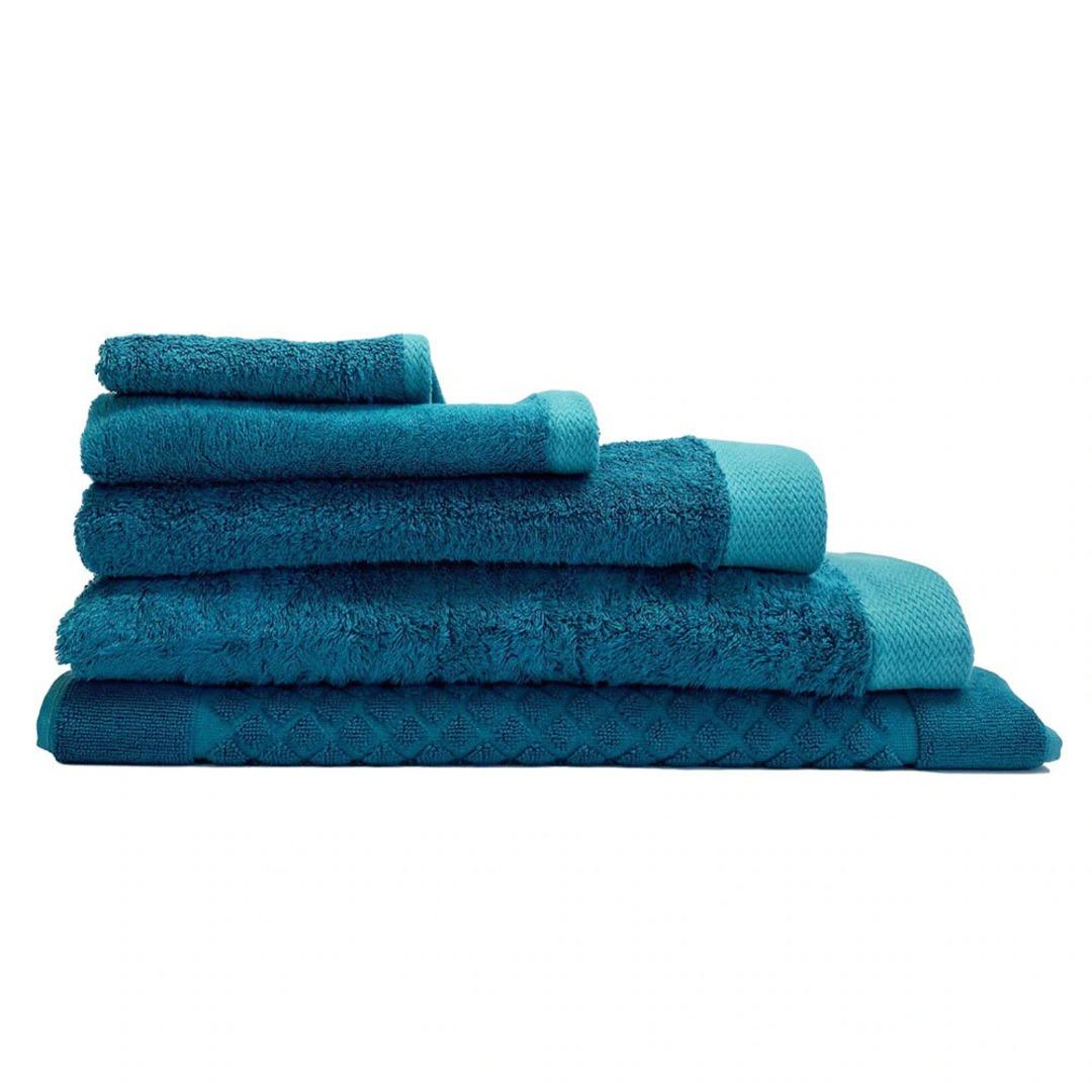 Baksana - Bamboo Towels - Teal image 0