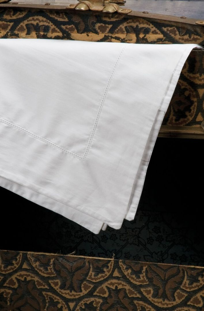 Bianca Lorenne - Ajour Sheets / Pillowcases - White image 0