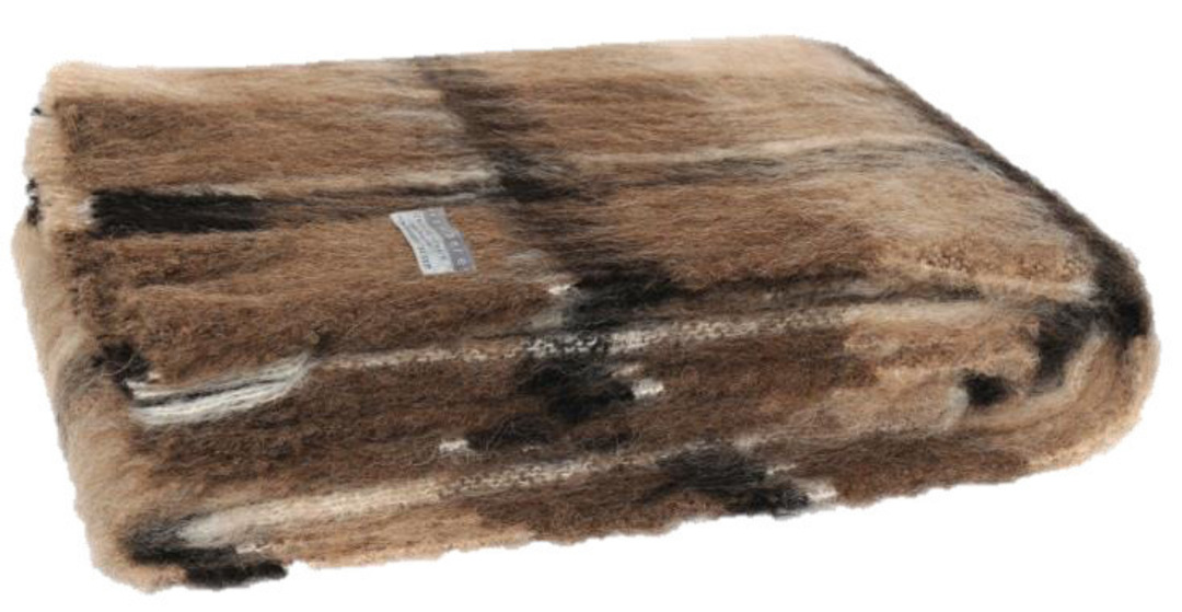Alpaca Canterbury - Brushed Throw by Master Weave image 0