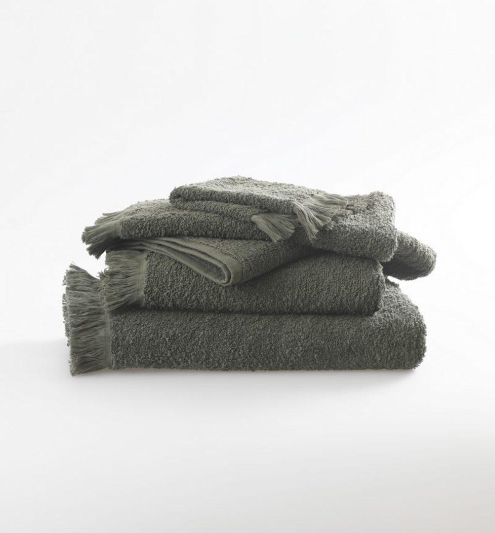 MM Linen - Tusca Towels - Lichen image 0