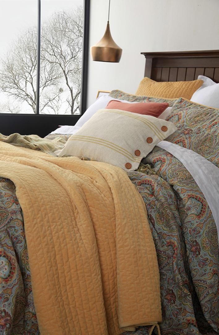 MM Linen - Etienne Comforter Set - Rattan image 0