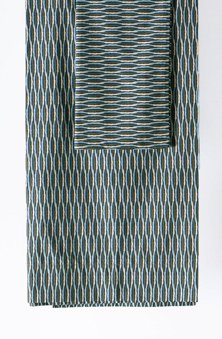 Bianca Lorenne - Kumo - Sheet Set / Pillowcases - Blue image 0