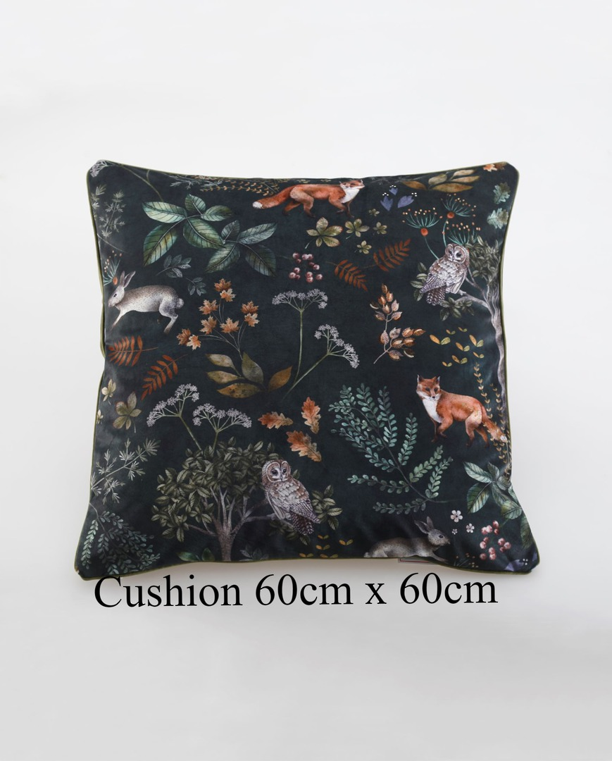 MM Linen - Briar Cushion image 1