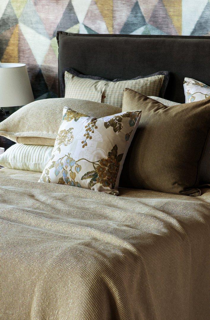 Bianca Lorenne - Sottobosco Bedspread / Pillowcases / Eurocases  Sold separately - Light Hazel image 0