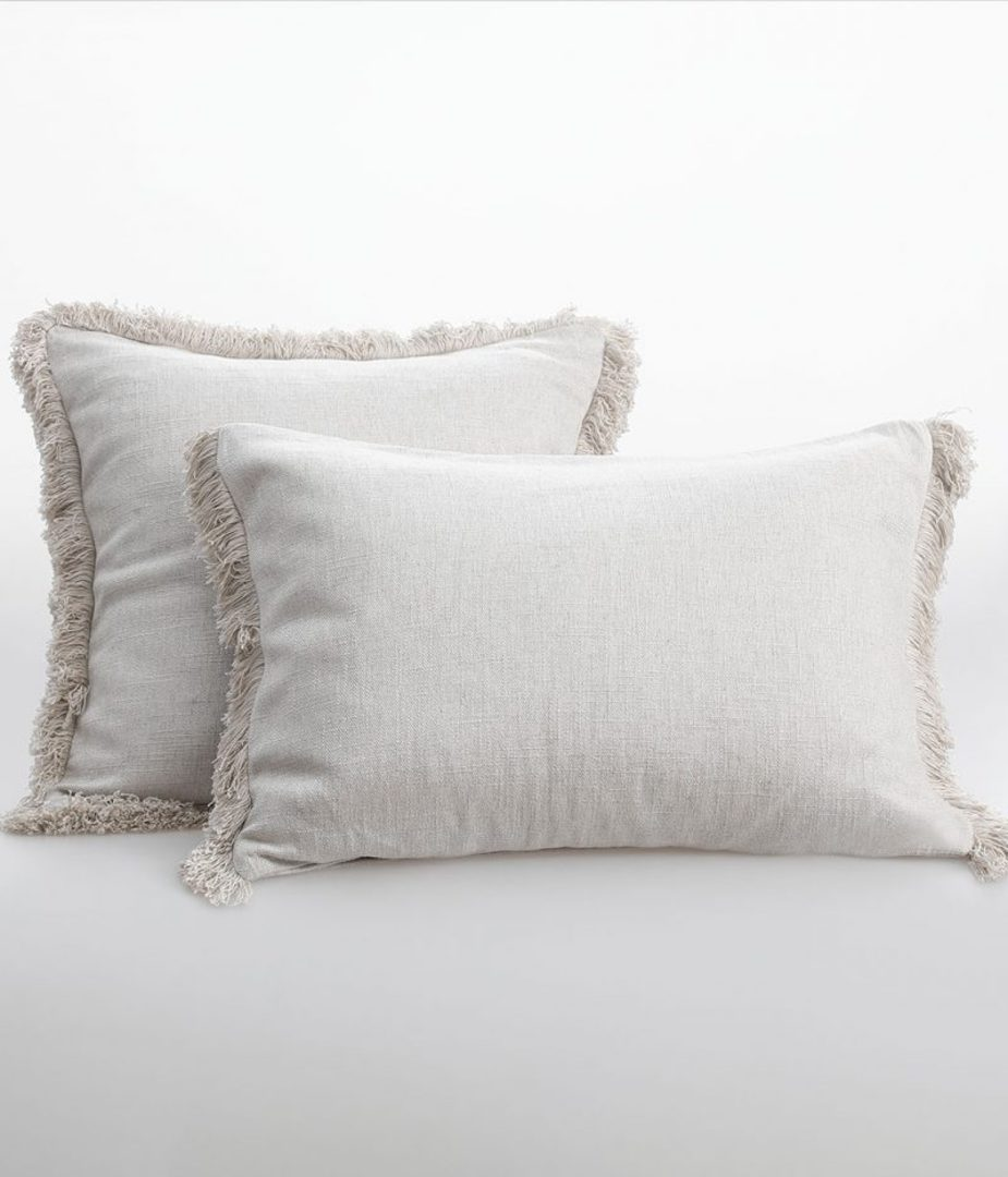 MM Linen - Crozet Cushions - Natural image 2