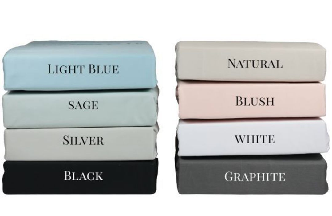 Top Drawer - 300TC 100% Cotton Sateen Sheet Sets image 0
